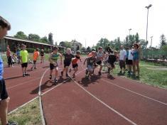 Atletické závody 2018