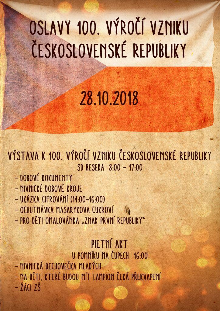 Výročí republiky