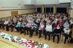 Setkání seniorů 2018