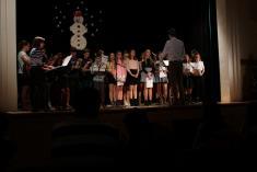 Vánoční koncert školního sboru + jarmark 2018