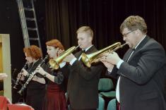 Vánoční koncert Slovácké kapely R. Horňáčka 2018