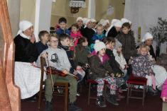 Vánoční koncert Nivničky aBoršičanů 2018