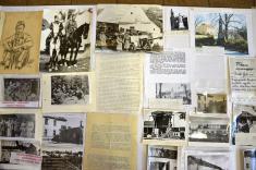 Výstava kvýročí osvobození obce 2019