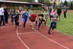 Orelské atletické závody 2019
