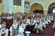 Hody 2019- slavnostní mše svatá