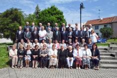 Setkání rodáků,70-níci